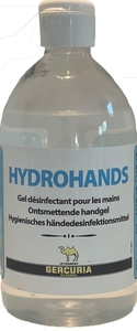 Solution Hydro-Alcoolique 75% Ethanol 500ml
