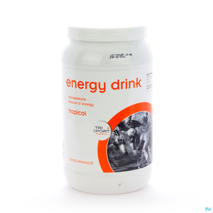 Trisportpharma Energy Drink Tropical Pdr 1kg