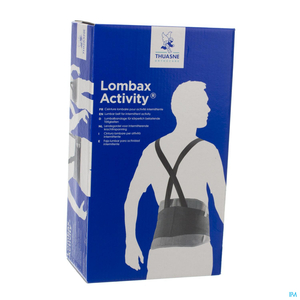 Lombax Activity Ceinture T2 850