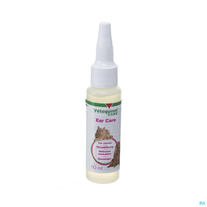 Vetoquinol Care Ear 60ml